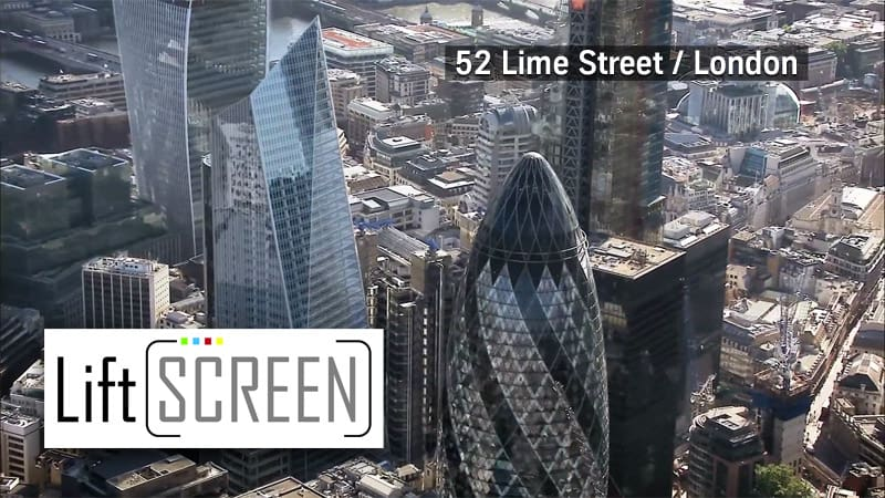 Liftscreen - London