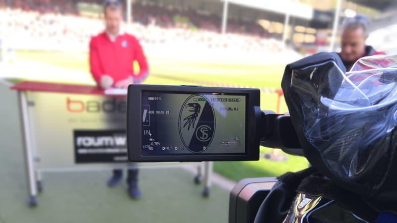 Stadion TV - Kamera