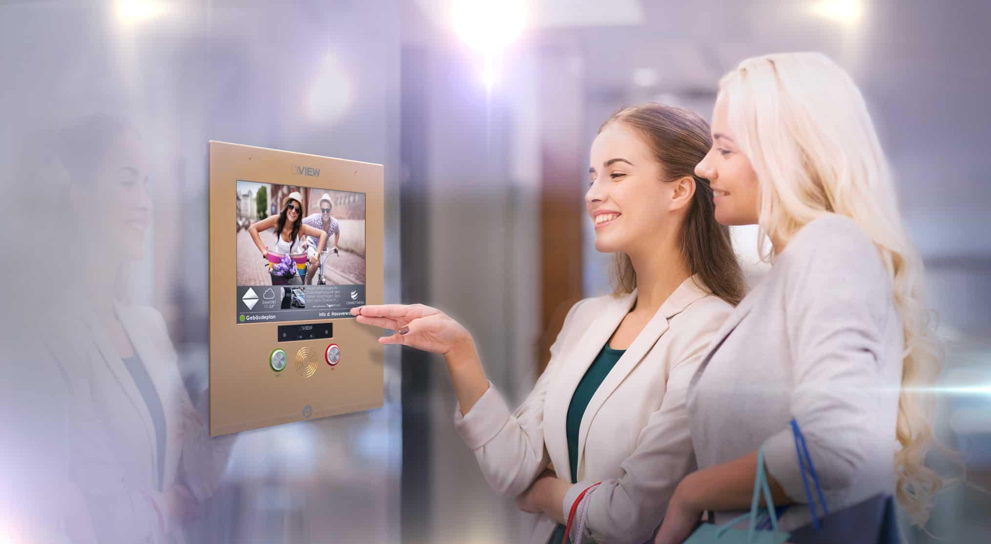 VIEW Elevator - Dataworx GmbH